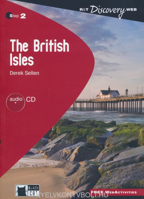 The British Isles with Audio CD - Black Cat Reading and Training Step 2 (B1 / Pre-Intermediate)