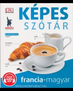 DK Képes szótár – Francia-magyar (MX-1360)