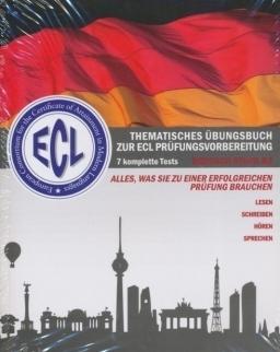 ECL-Thematisches Übungsbuch zur ECL Prüfungsvorbereitung mit Hörtexten zum Herunterladen