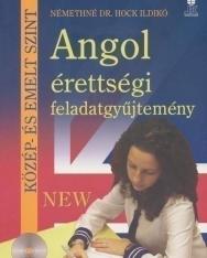 Angol érettségi feladatgyűjtemény Közép- és emelt szint + Audio CDs (2)