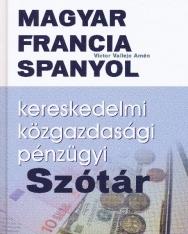 Magyar-francia-spanyol kereskedelmi, közgazdasági, pénzügyi szótár