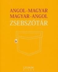 Angol-Magyar, Magyar-Angol zsebszótár (Grimm Kiadó)