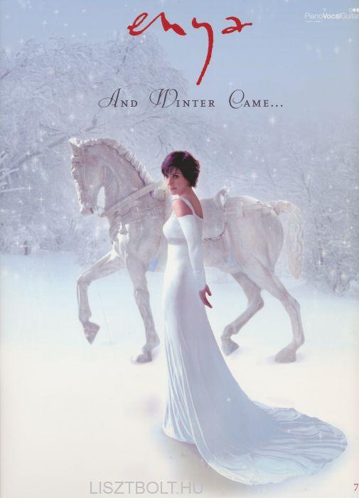 Enya: And Winter Came (ének-zongora-gitár)