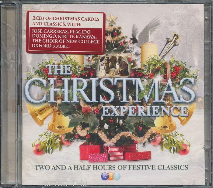 Christmas experience - 2 CD