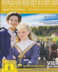 Avonlea - Das Mädchen aus der Stadt: Die komplette zweite Staffel [4 DVDs]
