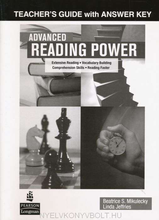Advanced Reading Power Teacher's Book with Key