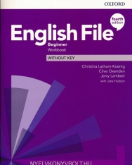 English File Fourth Edition Beginner Workbook Without Key