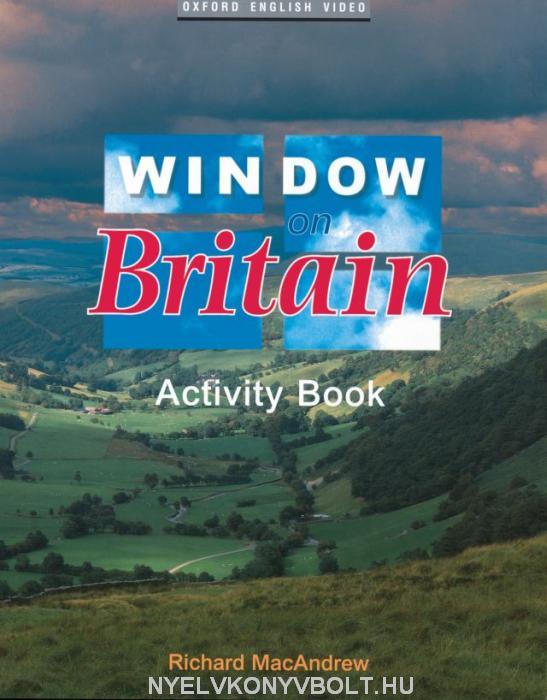 Window on Britain – video activity book