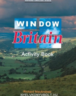 Window on Britain – video activity book