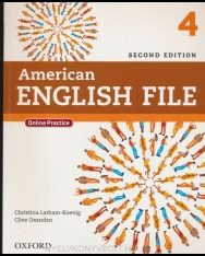 American English File 2nd Edition 4 SB+Oxford Online Skills Program
