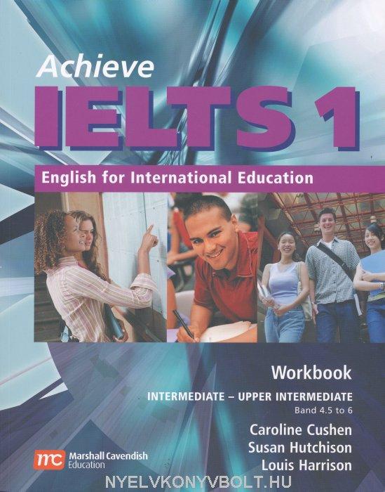 Achieve IELTS 1 Workbook + Audio CD - English for International Education