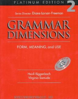 Grammar Dimensions 2 + CD-ROM