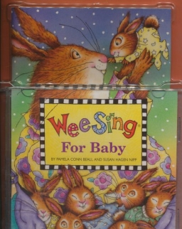 Wee Sing for Baby with Audio CD
