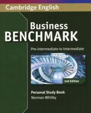 Business Benchmark Pre-Intermediate to Intermediate 2nd Edition - BEC Preliminary Edition Personal Study Book