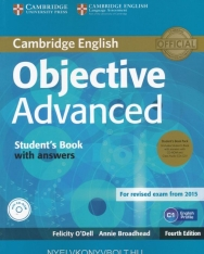 Objective Advanced 4th edition Student's Book Pack for revised exam from 2015 (Student's Book with Ansewrs CD-ROM and Class Ausio CDs (2))
