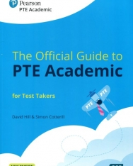 The Official Guide to PTE Academic for Test Takers