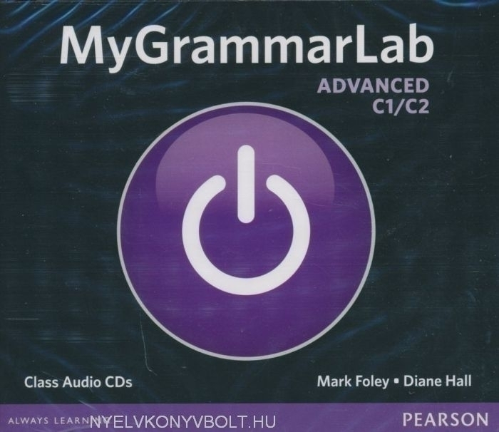 MyGrammarLab Advanced C1/C2 Class Audio CDs