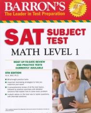 Barron's SAT Subject Test Math Level 1 5th Edition