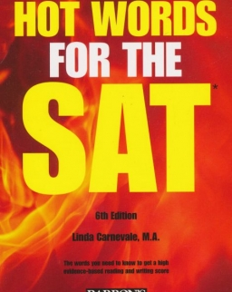 Hot words for the SAT 6th Edition