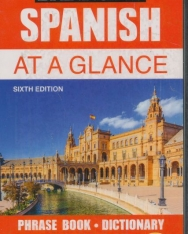 Barrons's Spanish At a Glance - 6th Edition