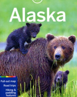 Lonely Planet - Alaska Travel Guide (12th Edition)