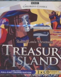 Robert Louis Stevenson: Treasure Island - Audio Book CD