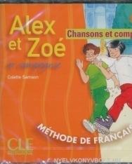 Alex et Zoé 2 CD audio individuel