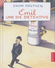 Erich Kästner: Emil und die Detektive - Ein Comic von Isabel Kreitz