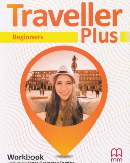 Traveller Plus Beginner Workbook with CD