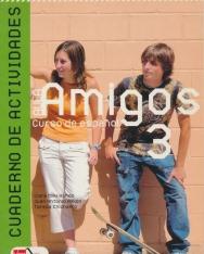 Aula Amigos 3 Cuaderno