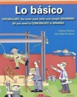 Espanol Esencial - Lo básico - Vocabulary, the most used verbs and simple grammar