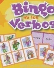 Bingo de los Verbos - Jugamos en Espanol (Társasjáték)