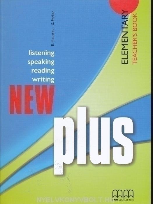 New Plus Elementary Teacher's Book