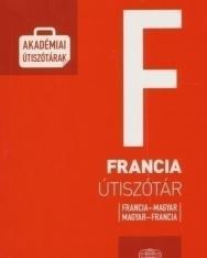 Magyar-francia / francia-magyar útiszótár - Akadémiai útiszótárak