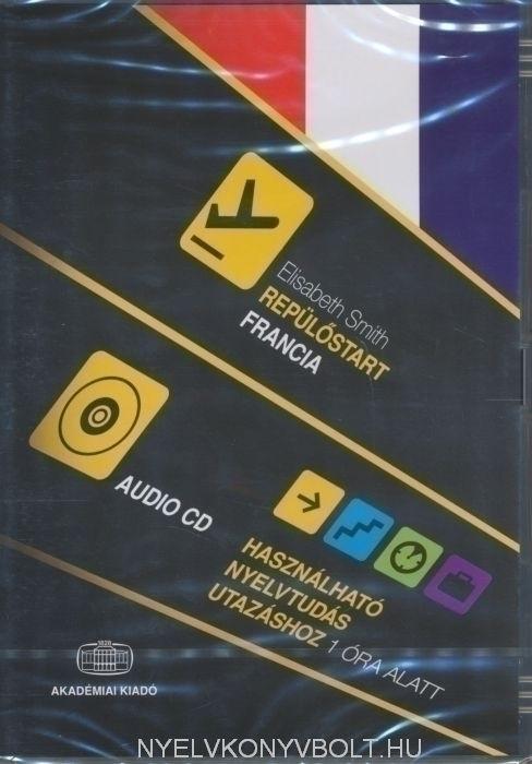 Repülőstart FRANCIA Audio CD