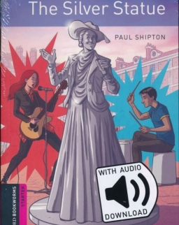 The Silver Statue with Audio Download - Oxford Bookworms Library Starter Level