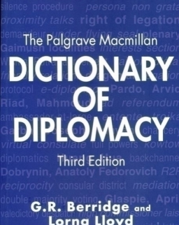 Dictionary of Diplomacy - Third Edition