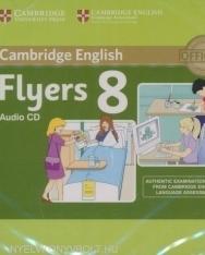 Cambridge English Flyers 8 Audio CD