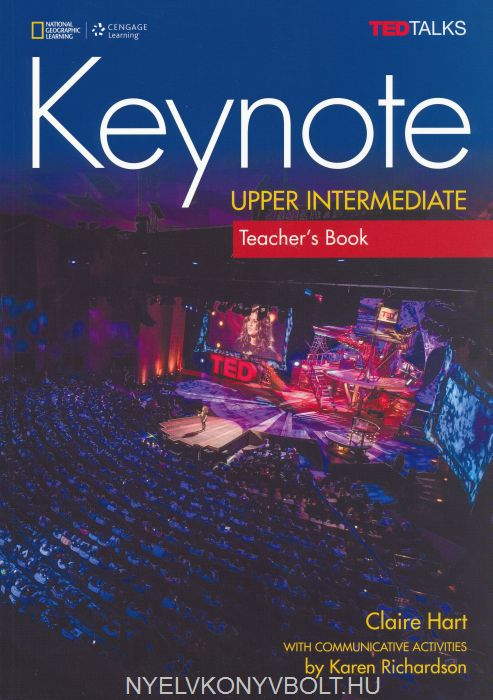 Keynote Upper-Intermediate Teacher's Book with Class Audioo CDs (2)
