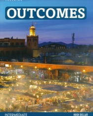 Outcomes 2nd Edition Intermediate Student's Book with DVD-ROM