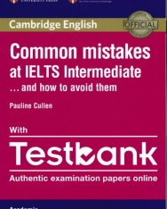 Common Mistakes at IELTS Intermediate... and How to Avoid Them with Testban Authentic Examination Papers Online