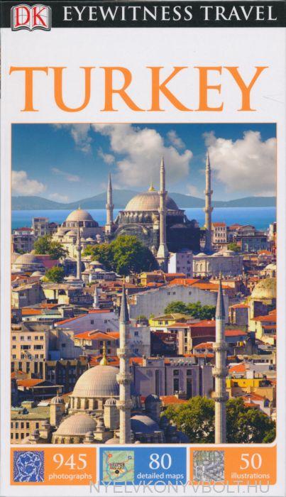 DK Eyewitness Travel Guide - Turkey