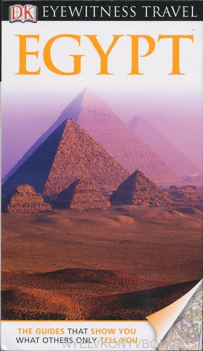 DK Eyewitness Travel Guide - Egypt