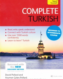 Complete Turkish Beginner to Intermediate Course with Audio Online
