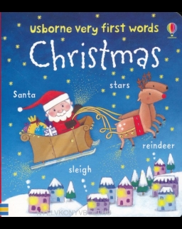 Felicity Brooks: Christmas (Very First Words)