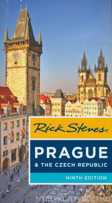 Rick Steves: Pargue & The Czech Republic 9th Edition