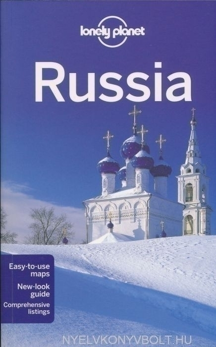 Lonely Planet - Russia Travel Guide (6th Edition)