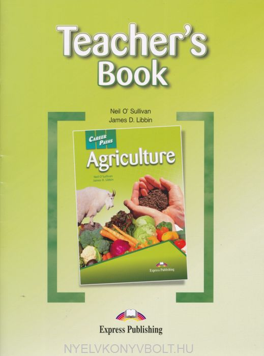 Career Paths - Agriculture Teacher's Book