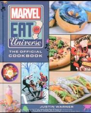 Justin Warner: Marvel Eat the Universe: The Official Cookbook