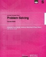 TASK: University Foundation Study Module 5: Problem-Solving Course Book